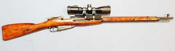 Mosin Nagant 1891 CO2 BB rifle: Part 1 | Air gun blog
