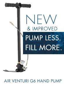 Air Venturi G6 hand pump