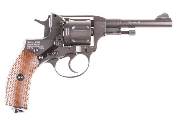 Nagant CO2 BB revolver