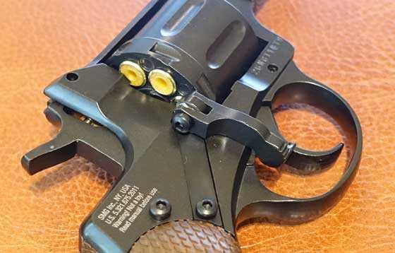 Gletcher NGT Nagant CO2 BB revolver: Part 1 | Air gun blog