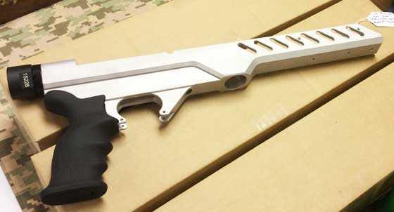Gen 2  25-caliber Benjamin Marauder: Part 1 | Air gun blog