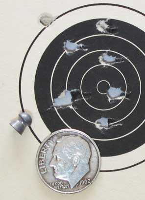 Black Ops Junior Sniper Premier lite target