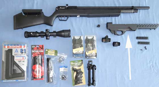 Gen 2  25-caliber Benjamin Marauder: Part 3 | Air gun blog