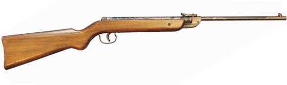 Diana model 23 air rifle