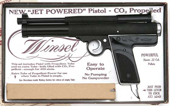 Winsel pistol