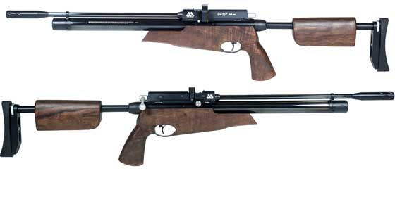 Air Arms TDR rifle