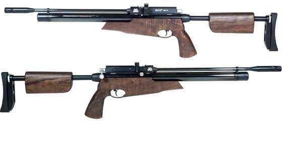 Air Arms TDR rifle