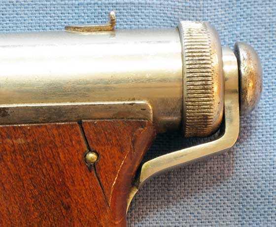 Haenel BB pistol grip