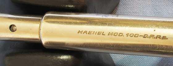 Haenel BB pistol top