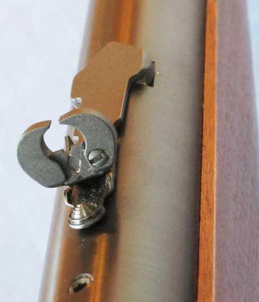 MODOC rear sight