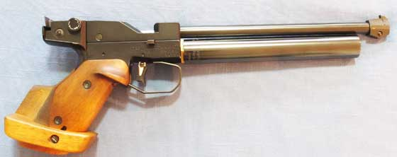 FWB model 2 pistol