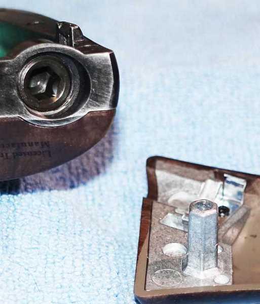 Duke Colt pellet revolver Allen wrench