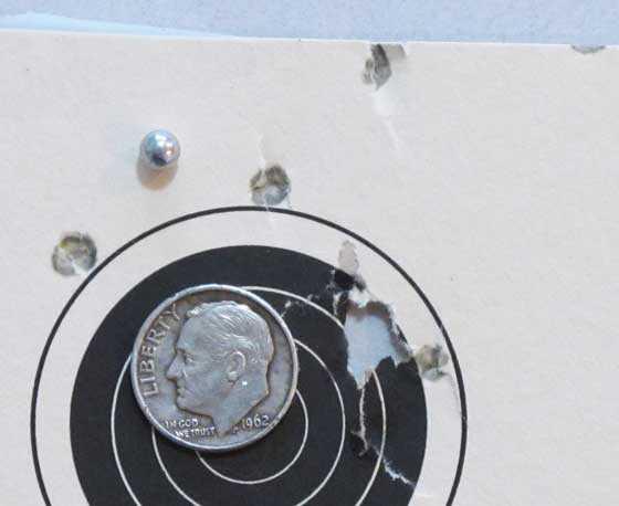 Haenel 100 target