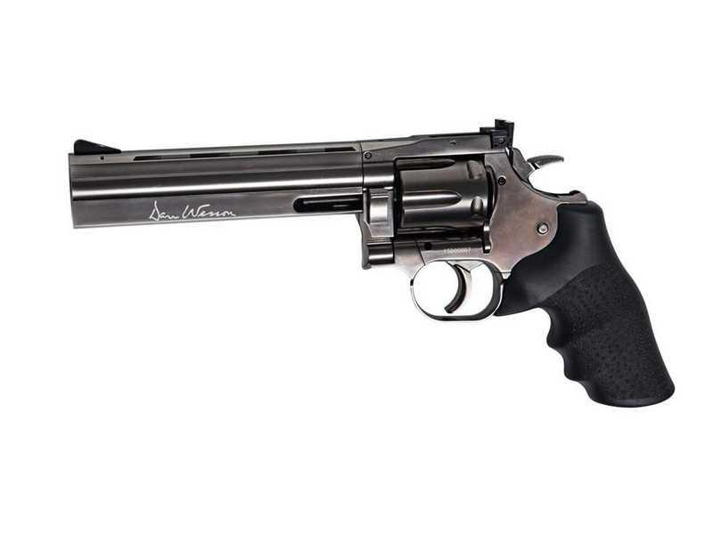 Dan Wesson pellet revolver