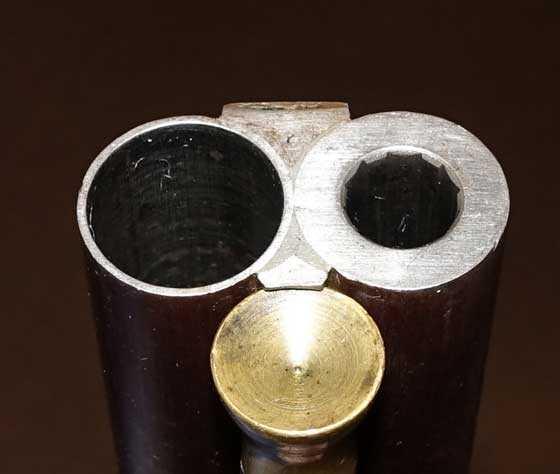 Nelcon Lewis muzzle