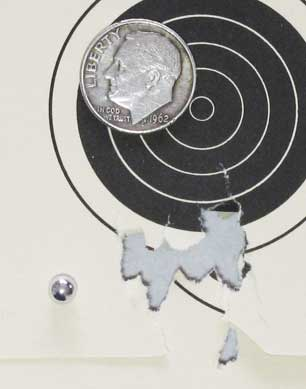 Remington 1911RAC pistol Air Venturi BBs