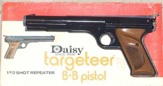 Daisy Targeteer