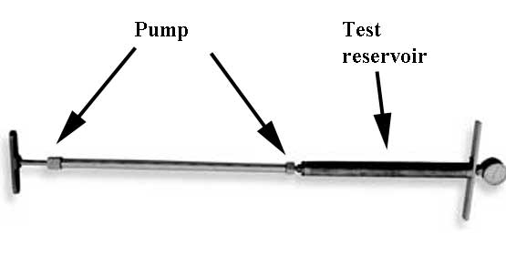 test fixture