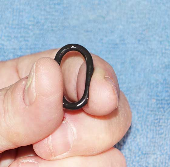 flexible o-ring