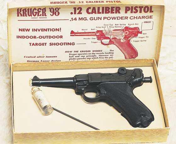 12-caliber gun