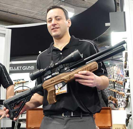 Ataman carbine