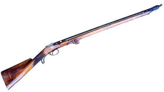 Hodges catapult gun