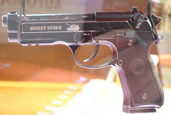 Beretta Desert Storm