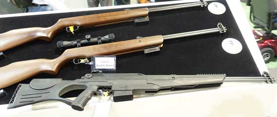 Beeman Double barrel rifles