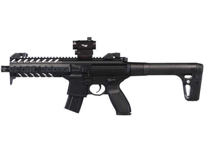 Sig Sauer MPX sub-machinegun