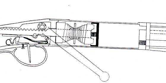 David Lurch gun mechanism