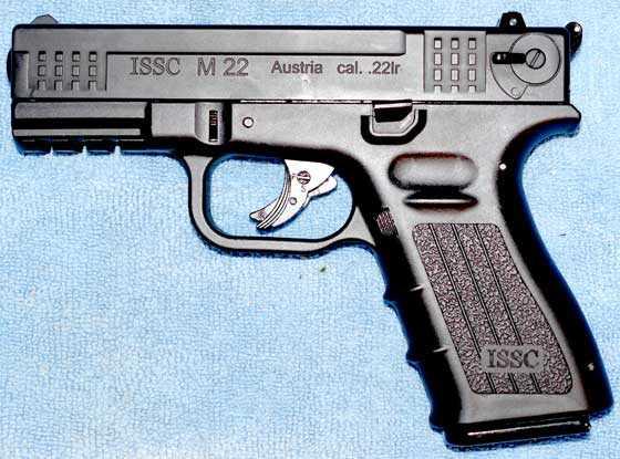 Air Venturi M22 pistol