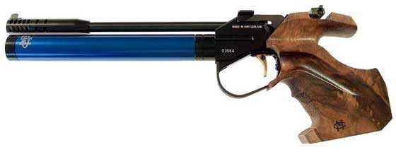 Morini 162MI pistol