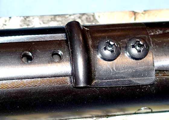 Hatsan 85 scope base