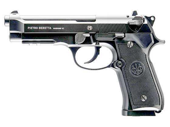 Beretta 92A1 CO2 Full Auto BB Pistol  Air gun | Pyramyd Air