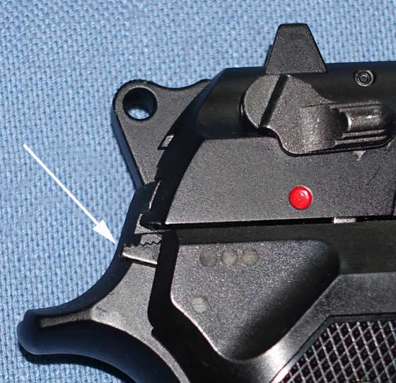 Beretta model 92A1 full-auto BB pistol: Part 1 | Air gun