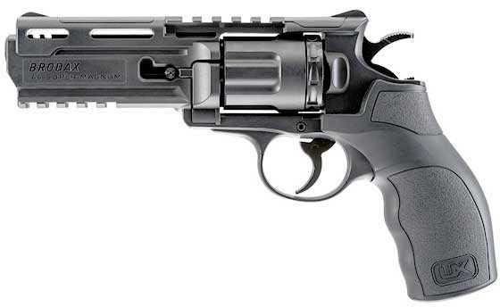 Brodax revolver