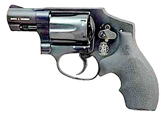Smith & Wesson 432