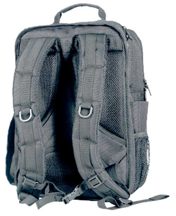 UTG Rapid Mission Deployment Daypack back