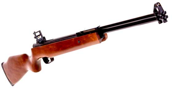 Beeman Double Barrel air rifle