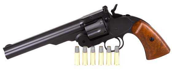Schofield BB revolver