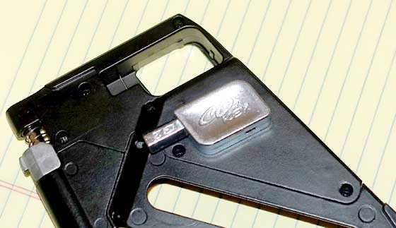 Mosin Nagant M1944 BB gun magazine
