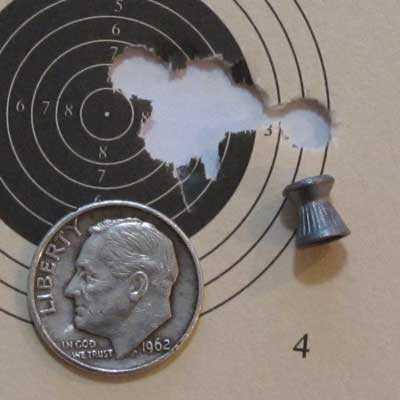 BSA Meteor Hobby target