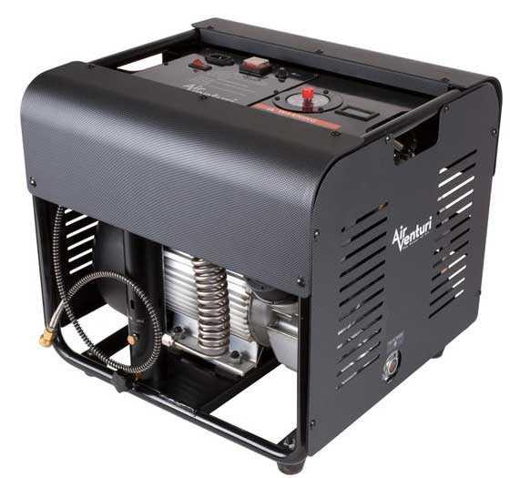 Air Venturi compressor