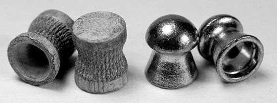 ashcan pellets