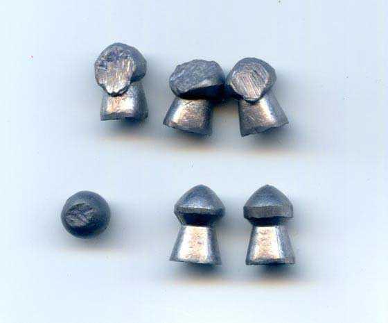 Apache pellets