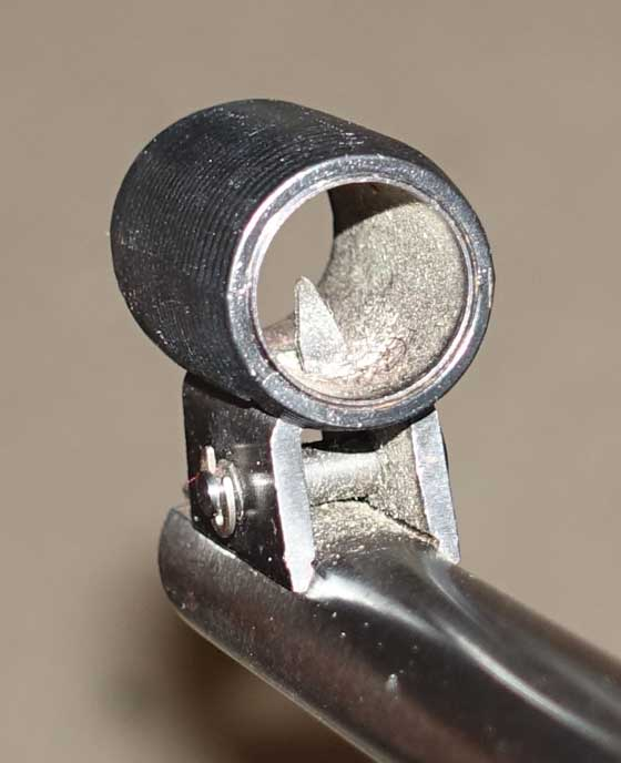 Diana model 5 front sight