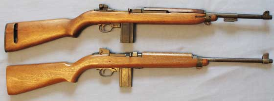 Crosman M1 Carbine and U.S. Carbine