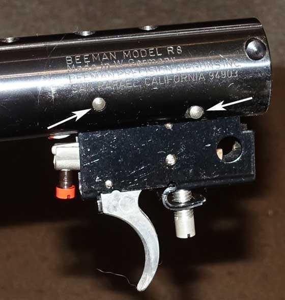 Rail Lock Compressor Rekord trigger