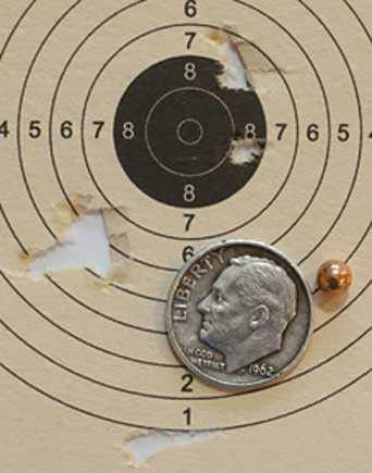 Smart Shot target