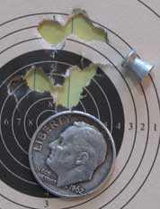 Unarex Embark SAR pellet target